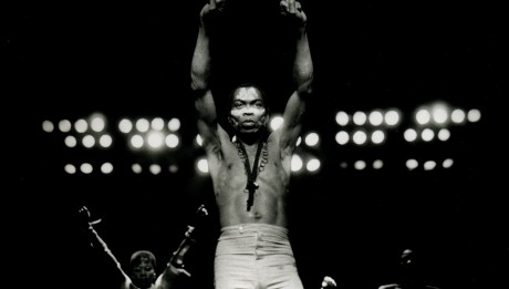 Fela on stage