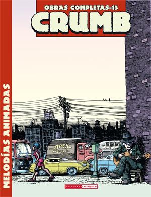 Melodías Animadas - Robert Crumb