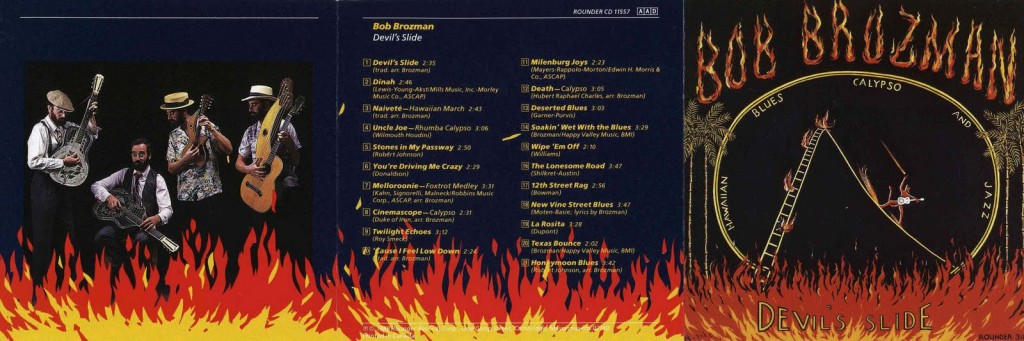 Bob Brozman - Devil's Slide