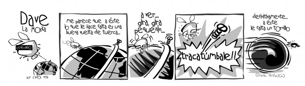 Dave la moska: El mundo - Carlos Vela Cuello