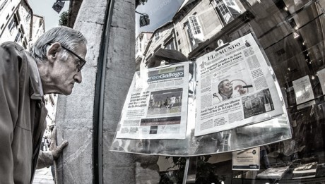 Periódico - Chema Ríos