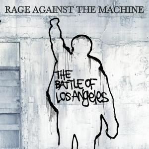 Portada del disco The Battle of Los Angeles