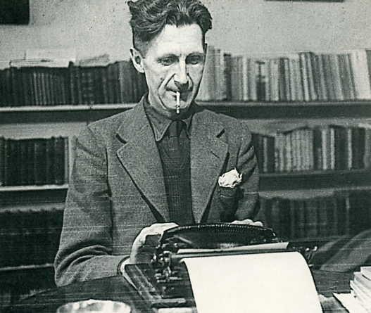 George Orwell, 1946.