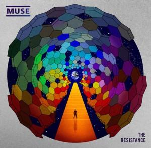Portada del álbum The Resistance