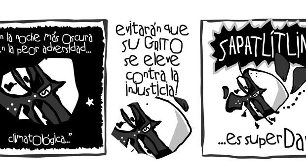 Superdave 1. Carlos Vela Cuello