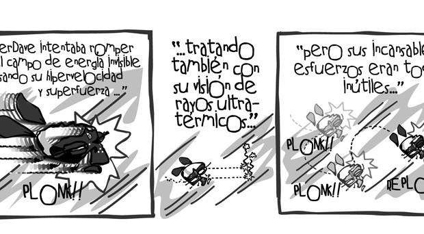 Super Dave 2. Carlos Vela Cuello