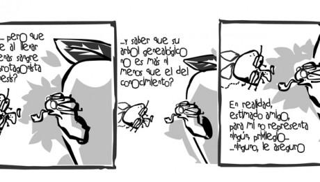 Dave la moska: Gurúsano 3. Carlos Vela Cuello