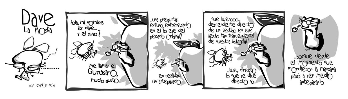 Dave: Gurúsano - Carlos Vela Cuello