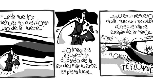 Dave la moska: Superdave 3 Carlos Vela Cuello