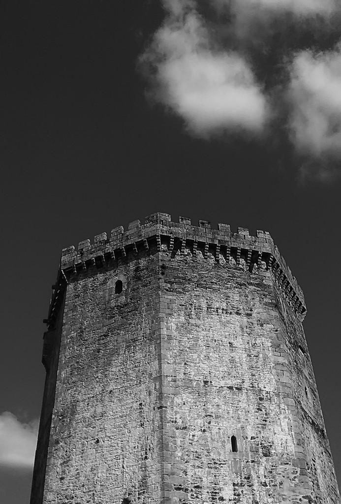 Torreón de los Condes de Andrade (Vilalba)
